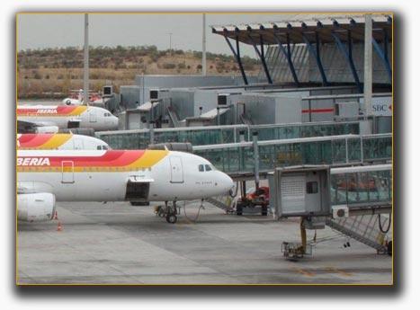 Traslados aeropuerto Madrid-Barajas Adolfo Suárez